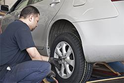 Toyo Tires Proxes TPT instaladas en Mascaró-Porter & Co., Inc. en Puerto Rico