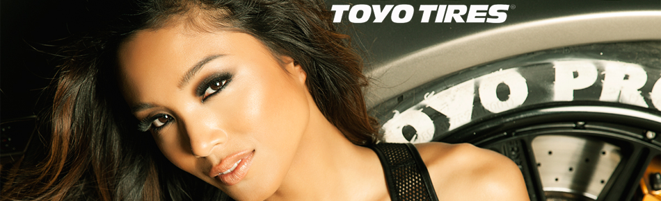 Toyo Tires Girls Janey Banner